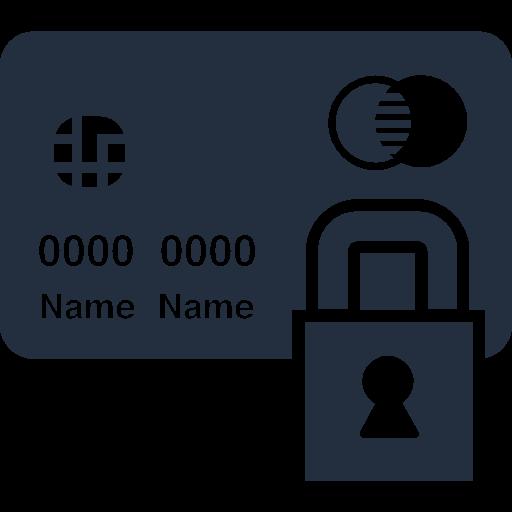 icône paiements sécurisés